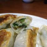 餃子酒家 - 炒飯選べるセット(野菜餃子5個)