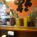 餃子酒家 - 店内