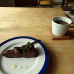 CAFE シトカ - ガトーショコラとコーヒー