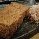 Nakamenoteppen - 厚揚げ(600円)