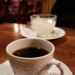 COFFEE HALL くぐつ草 - ブレンドコーヒー(ストロング)(670円)