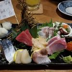 喜口商店 - ええとこ盛合せ(2人前)(1480円)