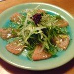 Tomiya - サーモンのカルパッチョ