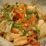 ダイニングキッチン Tommy - 豆腐チャンプル