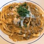 CAFE M - 料理写真:ひき肉たっぷりCAFE M ボロネーゼ アップ