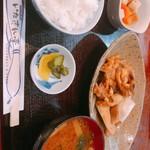 いたさん亭 - 料理写真: