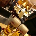 日本酒スローフード方舟 - スーパードライ¥680(外税)