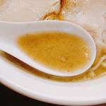 極濃つけ麺ブンブンマル -