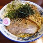 らー麺 たまや零式 - 油そば(大)400g(750円)