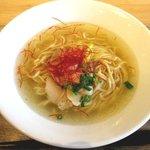 うみかぜ - 料理写真:真鯛だしラーメン!