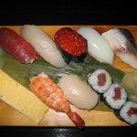 やよい鮨 - 海鮮にぎり 1200円