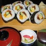 やよい鮨 - ランチ 太巻定食 950円