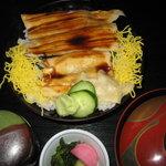 やよい鮨 - ランチ 穴子丼 950円