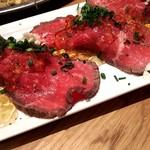 100911538 - ローストビーフ寿司