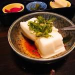 琉泡楽園 美ら - 2019年1月 ジーマーミ豆腐