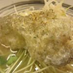 堂の浦 - 料理写真:鯛の皮