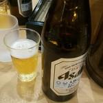 100917214 - アサヒスーパードライ中瓶500円