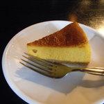サロウ - かぼちゃのチーズケーキ♪
