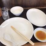 餃子屋麺壱番館 - 完食