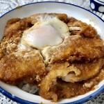 洋食おぎ - 料理写真:かつ丼