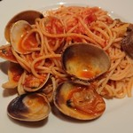 バル デリコ - ボンゴレロッソ 優しいトマト味
