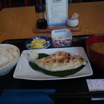 なごみ 駆々 - サワラ西京焼き定食