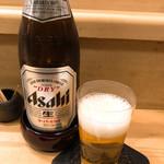 寿し 太一 - 瓶ビール