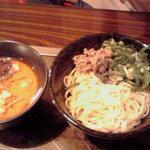 京の坦々麺と鉄板居酒屋 四条 竹 - 坦々つけ麺