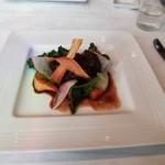 レストラン三星 - ④常陸牛の赤ワイン煮