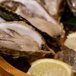 牡蠣海鮮料理 かき家 こだはる - 生牡蠣