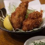 牡蠣海鮮料理 かき家 こだはる - カキフライ