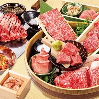 豊富なメニュー♪お肉もごはんもおつまみも!