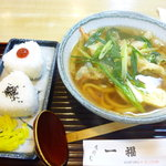 一福 - 揚げ天定食