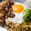 長田タンク筋 - 料理写真:牛すじぼっかけそば焼