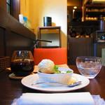 カフェ&スペース クラス - 『アイスコーヒー』と『ブリュレ』