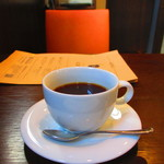 カフェ&スペース クラス - 頂いた珈琲にブリュレ美味しかったです。