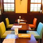 カフェ&スペース クラス - 『1階店内』