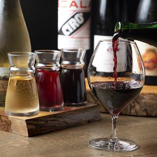 ソムリエ厳選ワインと熟成肉のマリアージュを
