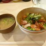 100944245 - 海鮮丼ランチ