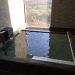 瀬戸内リトリート 青凪 - 部屋に付帯の温泉