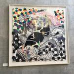瀬戸内リトリート 青凪 - 壁の絵画