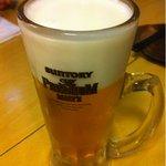 三軒茶屋 庄助 - 生ビール