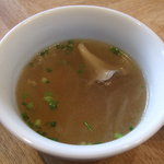 モヨリノ - キノコの和風スープ