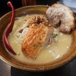 100951483 - 九州麦味噌ラーメン+チャーシュー