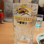 日高屋 - ウォッカソーダ割り260円