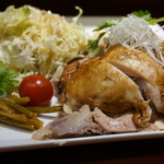 100952675 - 焼鶏定食