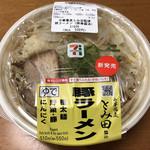 中華蕎麦 とみ田 - 「中華蕎麦 とみ田 監修 豚ラーメン」550円