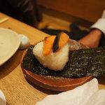 和みや 晃月 - 鮭のおにぎり