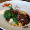 プティ・スリール - 料理写真:牛ホホ肉の赤ワイン煮