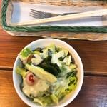 パタータ洋食の店 - 料理写真:サラダ